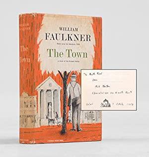 The Town.: FAULKNER, William.