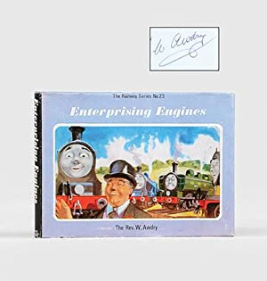 Enterprising Engines. With illustrations by Gunvor and: AWDRY, W.