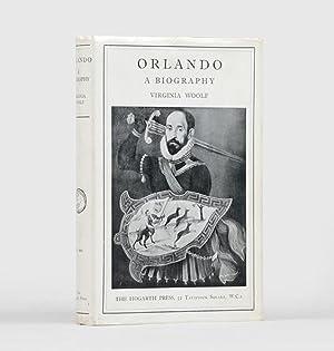 Orlando. A Biography.: WOOLF, Virginia.
