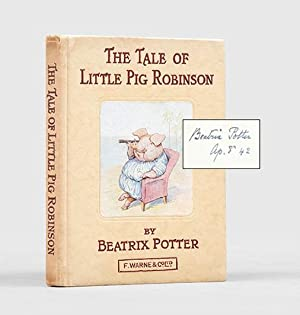 The Tale of Little Pig Robinson.: POTTER, Beatrix.