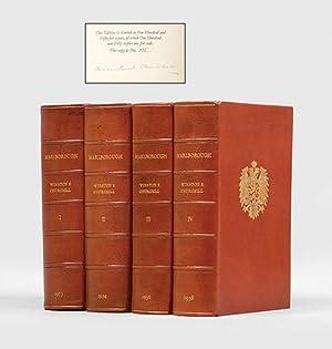 Marlborough: His Life and Times.: CHURCHILL, Winston S.