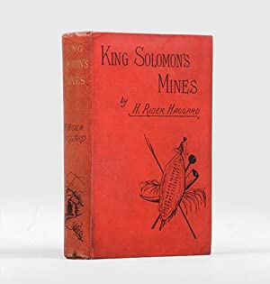 King Solomon's Mines.: HAGGARD, H. Rider.