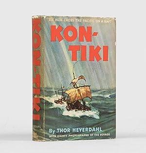 Kon-Tiki. Across the Pacific by raft. Translated: HEYERDAHL, Thor.