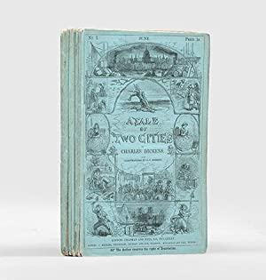 A Tale of Two Cities.: DICKENS, Charles.