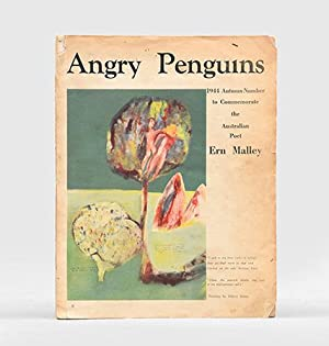 The Darkening Ecliptic, in] Angry Penguins, 1944: MALLEY, Ern. [pseud.