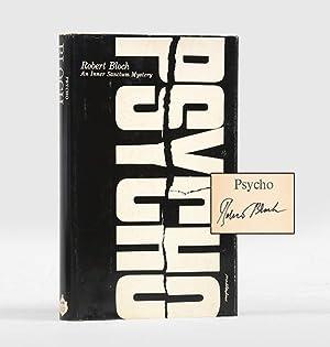 Psycho. An Inner Sanctum Mystery.: BLOCH, Robert.