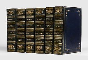 La Sainte Bible, contenant l'ancien et le: BIBLE; French.)