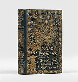 Pride and Prejudice. With a Preface by: AUSTEN, Jane.