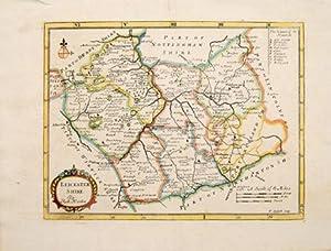 LEICESTERSHIRE.: MORDEN, Robert, fl. 1668-1703.