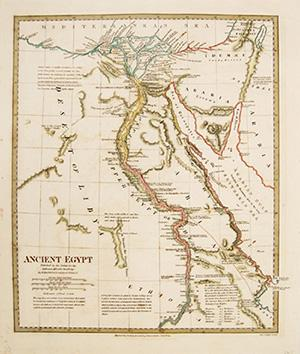 ANCIENT EGYPT.: WALKER, John & Charles