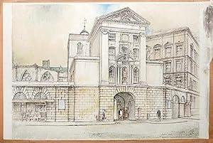 Saint Bart's Hospital: Lawrence Josset