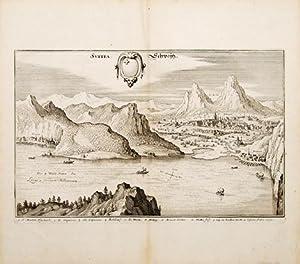 SVITIA Schwentz.: GOTTFRIED, Johann Ludwig. Engraved by MERIAN, Matthew.