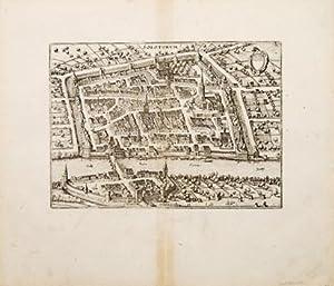 SOLOTURUM.: GOTTFRIED, Johann Ludwig. Engraved by MERIAN, Matthew.