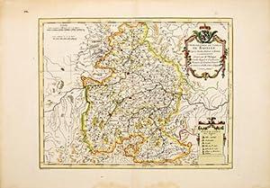 Chorographie du Cercle de Baviere: PHILIPPE DE PRÉTOT, Etienne André.