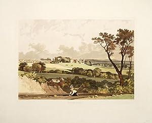 Battle Abbey: Artist: TURNER, J.M.W.Engraved