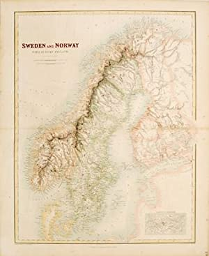 Sweden and Norway with Russian Finland.: SWANSTON, George H.