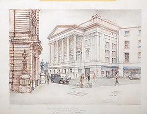 Royal Opera House, Covent Garden.: Lawrence Josset