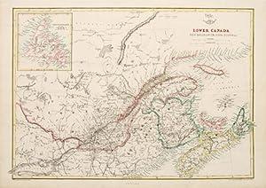 Lower Canada, New Brunswick, Nova Scotia &c.: ETTLING, T.