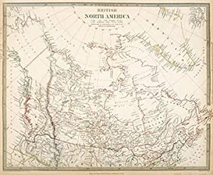 BRITISH NORTH AMERICA: WALKER J & C.