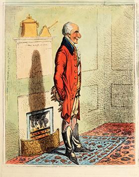Caricature]: GILLRAY, James.