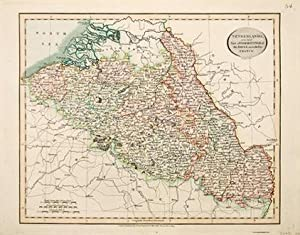 NETHERLANDS, also Part of Germany, west of the Rhine as ceded to France.: CARY, John.