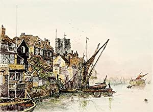 Ferry Boat: Engraved by HOLLOUNT.