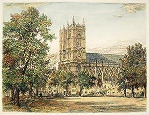 Westminster Abbey.: FULWOOD, John.