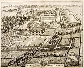 Harris's History of Kent. Deane the Seat of Sr Henry Oxenden Bart: KIP, Johannes