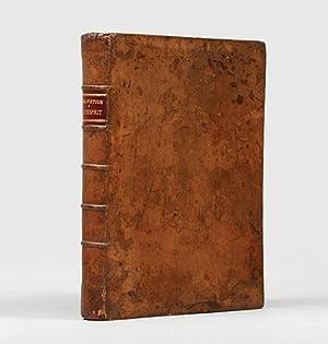 De l'Esprit: or, Essays on the Mind,: HELVÉTIUS, Claude-Adrien.