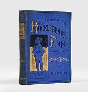 Adventures of Huckleberry Finn (Tom Sawyer's Comrade).: TWAIN, Mark.