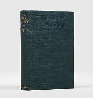 The Great Gatsby.: FITZGERALD, F. Scott.