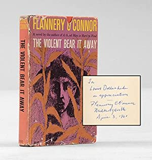 The Violent Bear it Away.: O'CONNOR, Flannery.