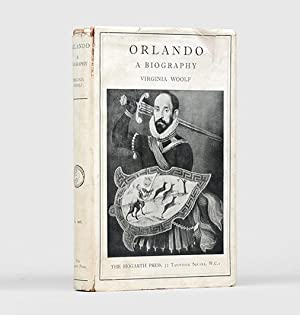 Orlando. A Biography.: WOOLF, Virginia.