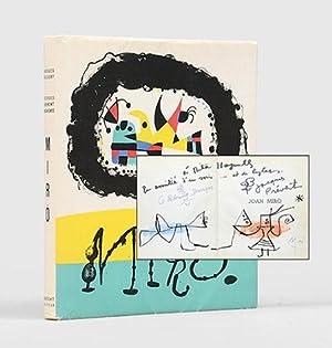 Joan Miró.: MIRÓ, Joan &