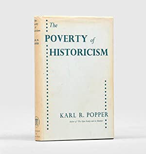 The Poverty of Historicism.: POPPER, Karl R.