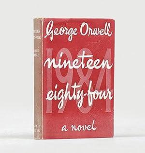 Nineteen Eighty-Four. A Novel.: ORWELL, George.