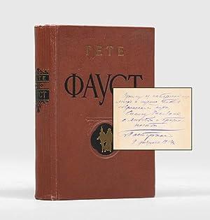Faust.: PASTERNAK, Boris, trans.;