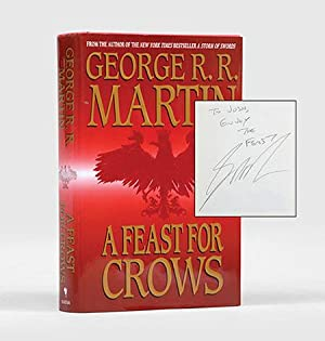 A Feast for Crows. Book Four of: MARTIN, George R.