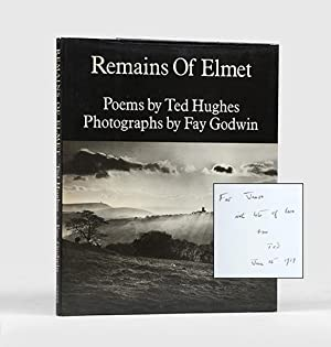 Remains of Elmet. A Pennine Sequence. Photographs: HUGHES, Ted.