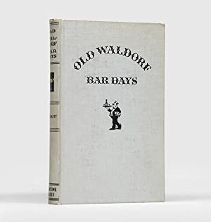 Old Waldorf Bar Days. With the cognomina: COCKTAILS.) CROCKETT, Albert