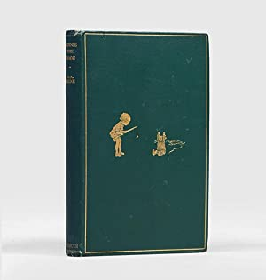Winnie-the-Pooh. With Decorations by Ernest H. Shepard.: MILNE, A. A.