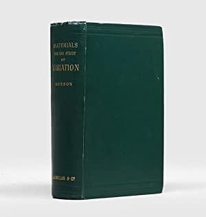 Materials for the Study of Variation: treated: BATESON, William.