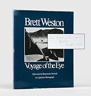 Voyage of the Eye. Afterword by Beaumont: WESTON, Brett.