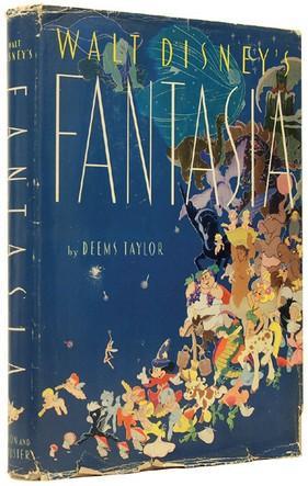 Fantasia. With a foreword by Leopold Stokowski.: DISNEY, Walt.) TAYLOR,