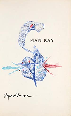 Man Ray. With 154 illustrations, 20 in: MAN RAY.) PENROSE,