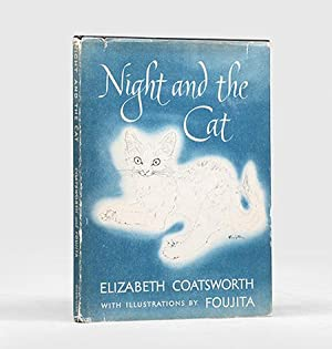 Night and the Cat. With illustrations by Foujita.: COATSWORTH, Elizabeth.