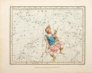 Untitled] Auriga. Plate IV: JAMIESON, Alexander.
