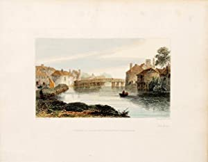 Eton Bridge.: COOKE, William Bernard.