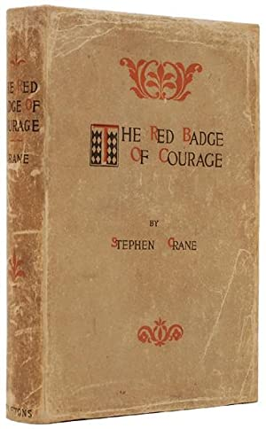 The Red Badge of Courage. An Episode: CRANE, Stephen.