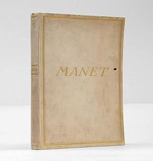 Edouard Manet. Sein Leben und Seine Kunst.: MANET, Edouard.) DURET,
